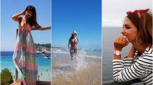 ¿Dónde se han ido de vacaciones los famosos españoles?