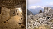 Why people left these mysterious, abandoned cities
