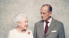 Queen Elizabeth und Philip feiern ihren 70. Hochzeitstag