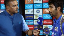Hilarious! Ravi Shastri forgets to announce Man of the Match