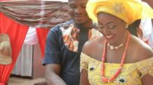 Respondió a una petición de matrimonio en Facebook… ¡y se casó a los seis días!