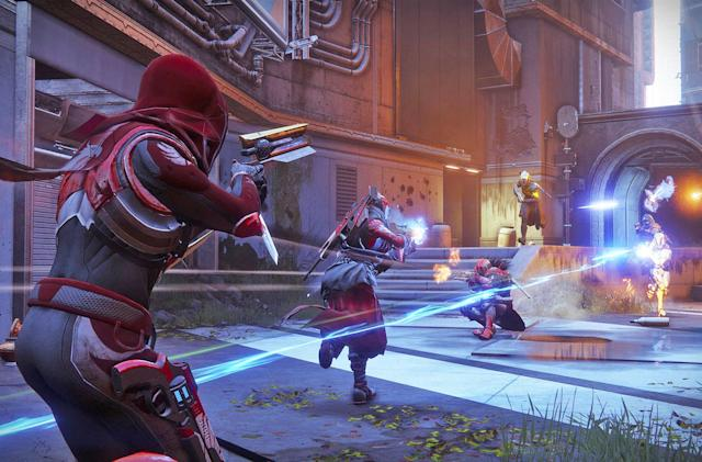 PlayStation Plus members can get 'Destiny 2' for free right now