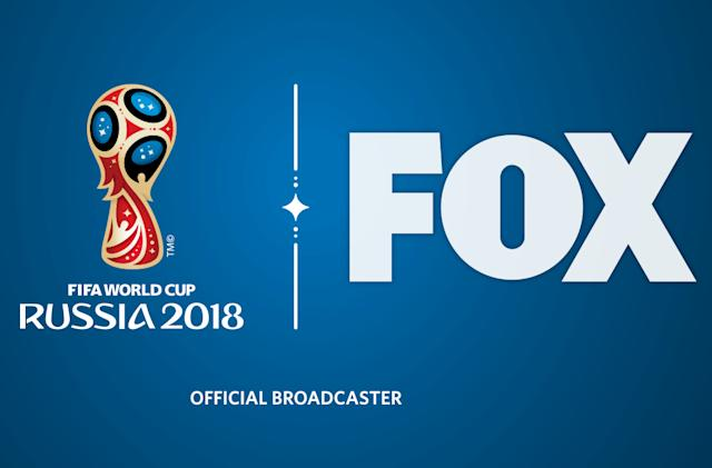 Fox Sports expands World Cup coverage to Twitter and Snapchat