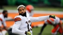 Odell Beckham suffers season-ending knee ligament tear on injury-filled Week 7 Sunday
