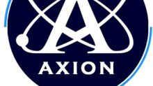 Axion Announces Change of Auditor