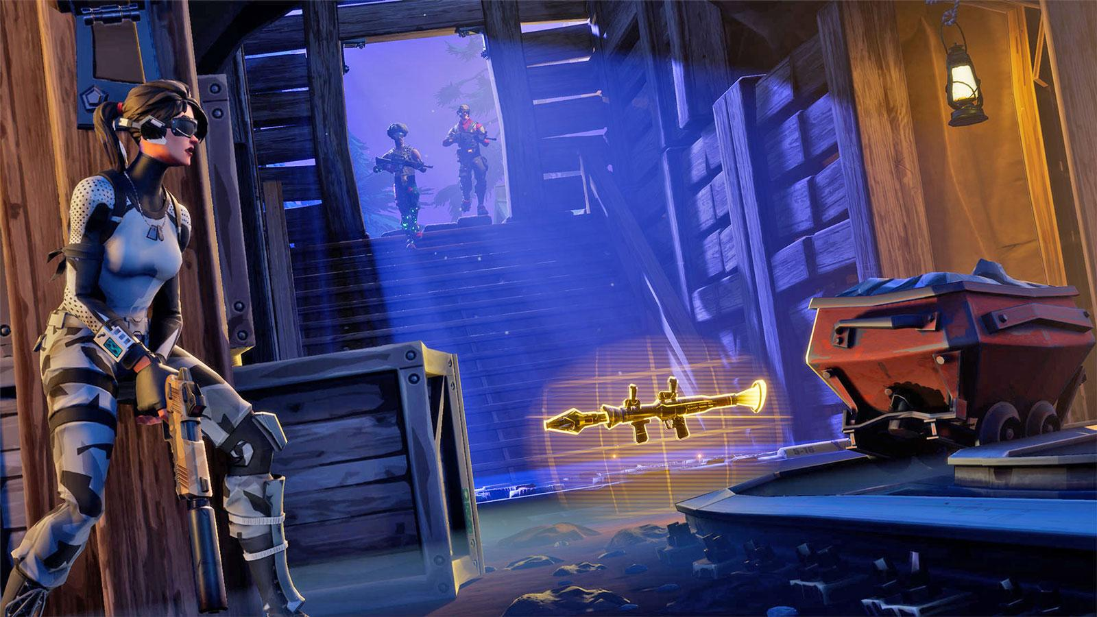 Fortnite Build Offs Fortnite Could Partially Lose The One Thing That Makes It Unique Engadget