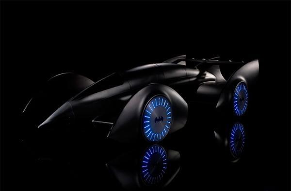 Gordon Murray reveals new Batmobile, Dark Knight gets serious about reducing carbon footprint