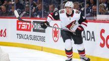 Coyotes' Ilya Lyubushkin being loaned to KHL