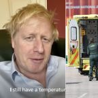 Coronavirus: Boris Johnson admitted to hospital for tests, as Queen calls on Britons to show patience and resolve during crisis