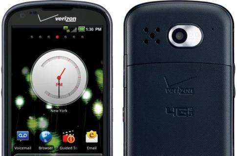 Verizon's Pantech Breakout rendered, is four inches of LTE goodness