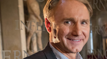 'The Da Vinci Code' author Dan Brown explains how he overcame self-doubt and became a bestselling writer who's sold 250 million books