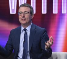 John Oliver condemns Israeli attacks on Gaza Strip: 'One side is suffering much more'