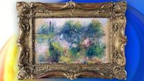 Battle Over $7 Renoir Flea Market Find