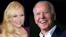 Meghan McCain shows support for Joe Biden's presidential bid: 'Character is really important'