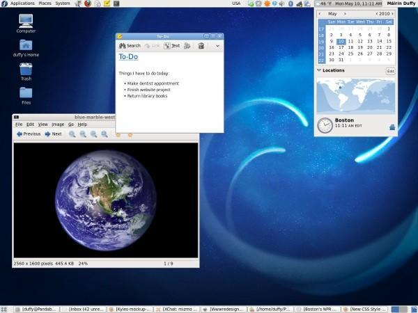 Fedora 14 now available for download, complete with MeeGo trimmings
