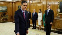 El primer rifirrafe de la coalición PSOE-Podemos se salda con Sánchez demostrando quién manda