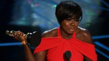 Viola Davis wins Oscar on third try for 'Fences'