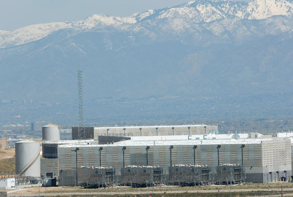 The National Security Agency's data collection center is located in Bluffdale, Utah