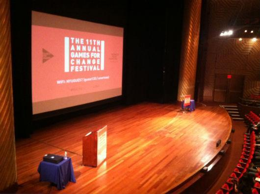 Gone Home and Papers, Please sweep Games For Change Awards