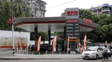 China's CNPC breaks into Myanmar fuel retailing with Singapore brand