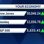 Dow Jones closes past 30,000 for first time ever