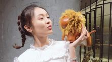 Ali Lee unsure of rumours that she has been frozen by TVB