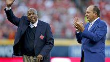 Hank Aaron made many memories in Cincinnati, influenced current Reds players