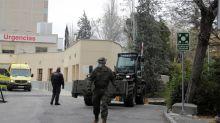 Militares patrullan con guardias civiles en 87 localidades y en en fronteras
