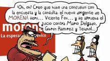 Así es como el expresidente Vicente Fox se quedó con el partido de AMLO