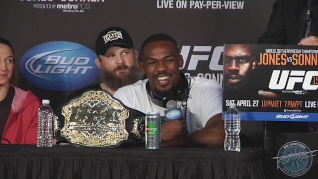UFC 159 post-fight press conference highlights