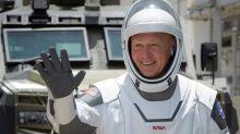 Dragon-riding astronauts join exclusive inner circle at NASA