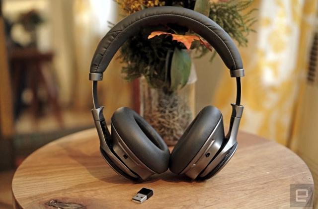 A 'Hi-Fi' Bluetooth adapter doesn't help Plantronics' new headphones