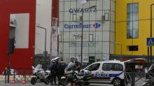 Geiselnahme bei Paris: Suche nach Tätern