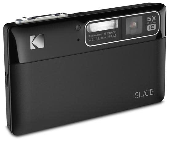 Kodak deals Slice touchscreen camera, Pulse digiframe and Playsport camcorder
