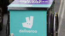 U.K. gives Amazon five days to address competition concerns of Deliveroo investment