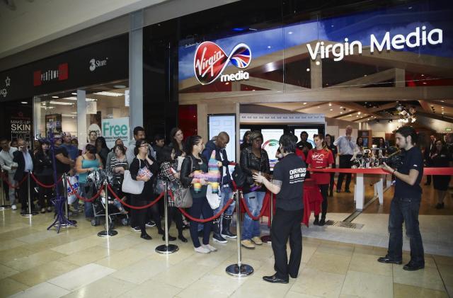 Virgin Media's next price hike will come in November