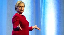 Hillary Clinton describes Donald Trump as 'the most dangerous President in history'