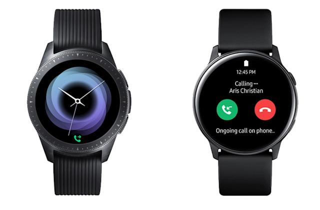 Samsung update brings Watch Active2 features to earlier Watch models