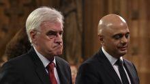 Labour pledges £150bn 'real change' as Tories slam 'fantasy economics'