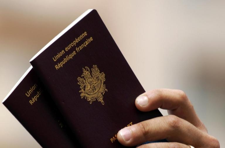 At the moment, children in France only need their identity card or passport to travel