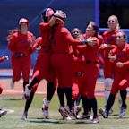 USA Softball clinches berth in gold-medal game with walkoff win in extra innings over Australia