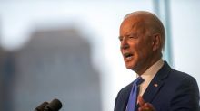 Democrat Biden and his allies had $466 million at end of August: official