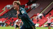 Bamford strikes late as Leeds blunt Blades