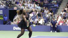 Antwort auf Catsuit-Verbot: Serena Williams im Tutu auf dem Tennisplatz