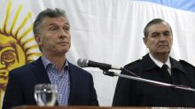 Argentina's Macri orders probe for 'truth' over missing submarine