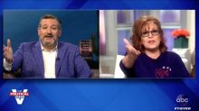 Joy Behar Goes at It With Ted Cruz Over GOP's COVID Failures