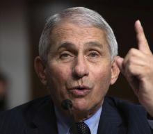 Senate Republicans try to ignore Trump's attacks on Fauci