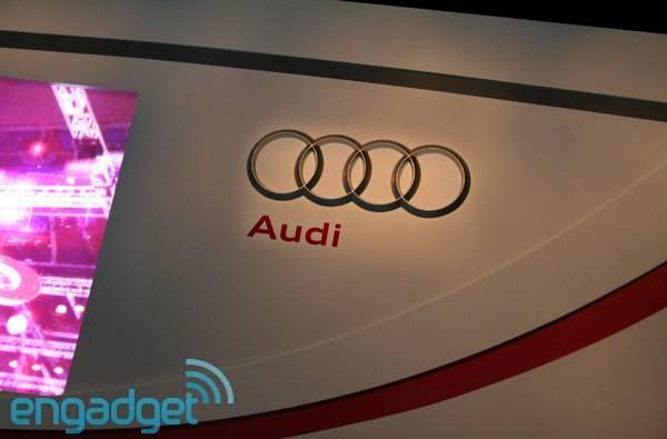 Audi gets on the LTE bus, wants to make infotainment more modular