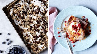Mother's Day breakfast recipes: Bake Off's Flora Shedden aims to impress her mum