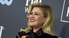 Simon Cowell replaced by Kelly Clarkson on 'America's Got Talent' after breaking back
